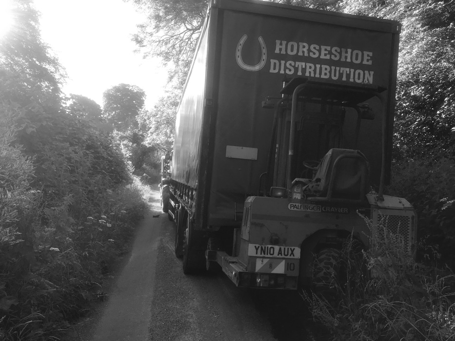 photoblog image Yet another lorry